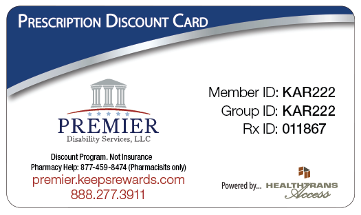 KEEPS Rx Discount Card